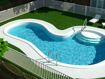 Fence in your pool on all sides.